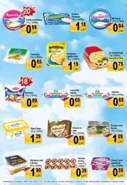 5. stránka Milk agro letáku