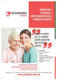 16. stránka Lekáreň Schneider letáku