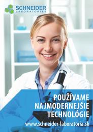 13. stránka Lekáreň Schneider letáku