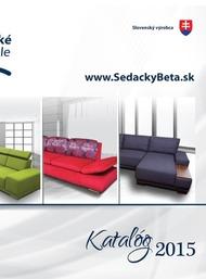 2. stránka BETA Trenčín letáku