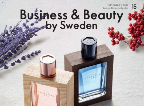 Oriflame - Business Beauty 15 2021