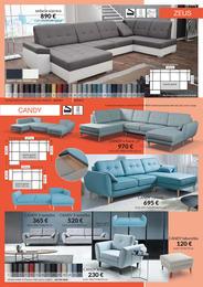 3. stránka Elbyt nábytok letáku