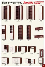 13. stránka Elpo nábytok letáku