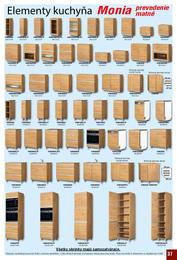 37. stránka Elpo nábytok letáku