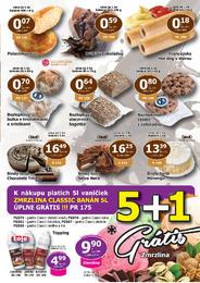 9. stránka Fega Food letáku