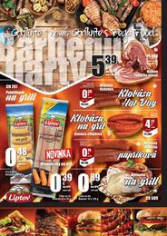 8. stránka Fega Food letáku