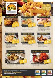 4. stránka Fega Food letáku