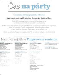 52. stránka Tupperware letáku