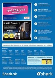 8. stránka Shark letáku