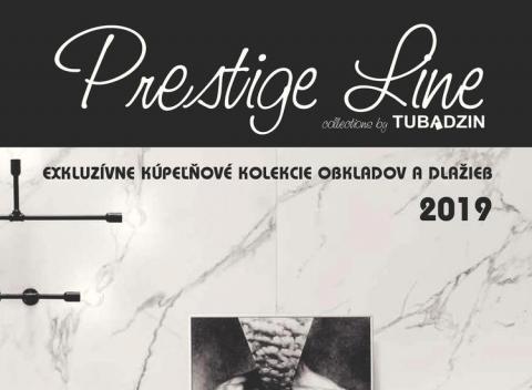 Ingema - Katalóg Prestige Line 2019