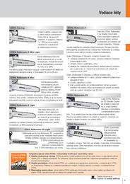 55. stránka Stihl letáku