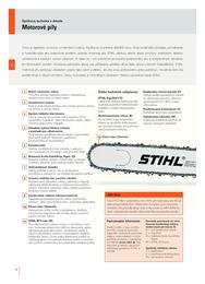 14. stránka Stihl letáku