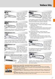 31. stránka Stihl letáku