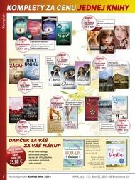 2. stránka Media klub letáku