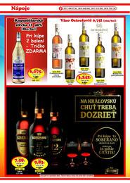 28. stránka DMJ market letáku