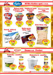 6. stránka DMJ market letáku